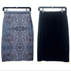 Lululemon Twice As Nice Skirt Bead Envy Gray Black